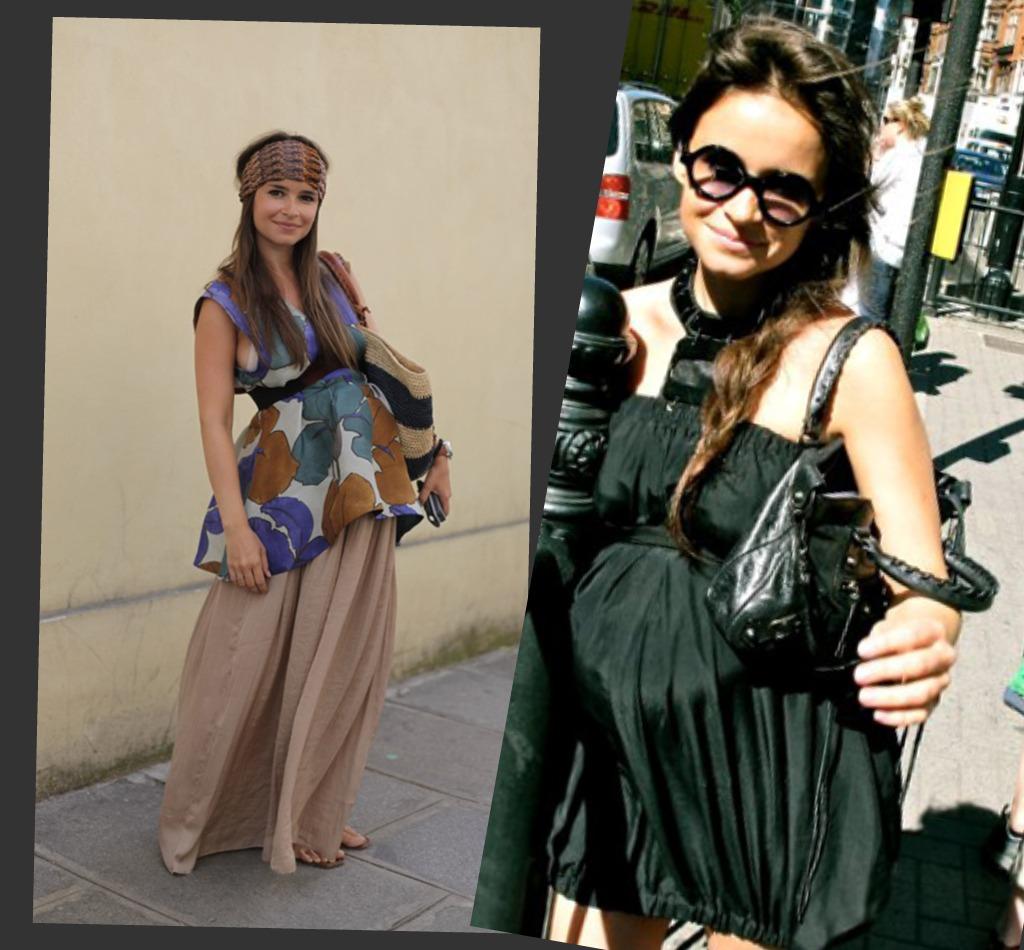 Miroslava Duma premamá  ♥ La casita de Martina ♥  Blog de moda infantil & premamá