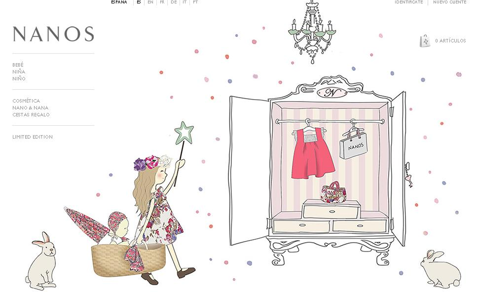 Nanos tienda online - La casita de Martina Blog moda infantil y premamá