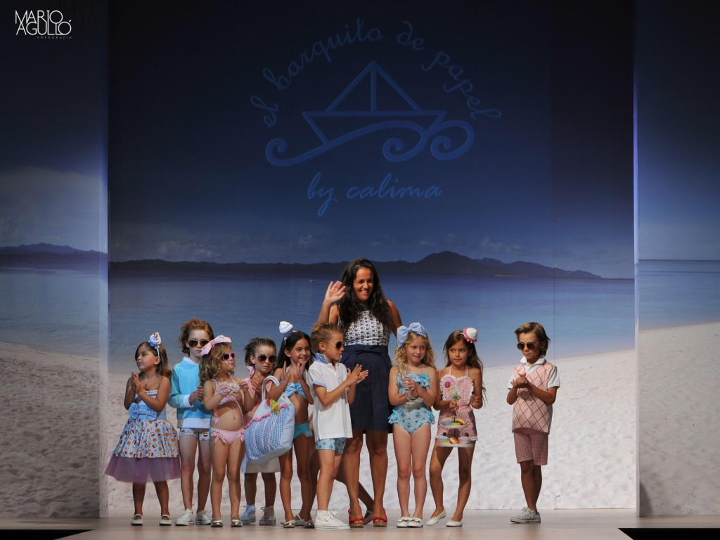 Desfile MODA CÁLIDA - FIMI - La casita de Martina Blog moda infantil