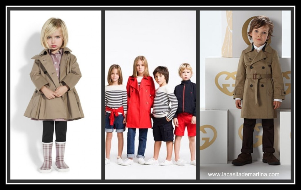 Gucci - Carolina Herrera - Burberry {La casita de Martina - BLOG moda INFANTIL