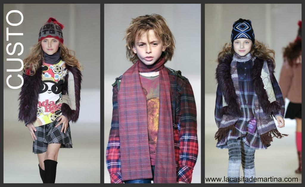CUSTO - La casita de Martina BLOG moda infantil y premamá