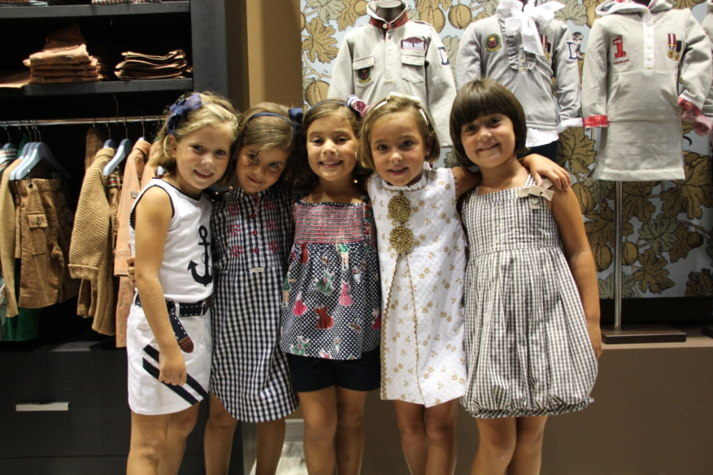 moda infantil gandia