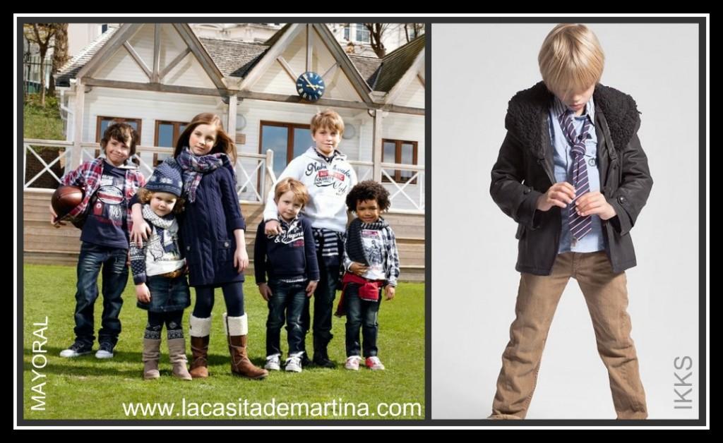 MAYORAL - IKKS  - LA CASITA DE MARTINA blog moda infantil y premamá