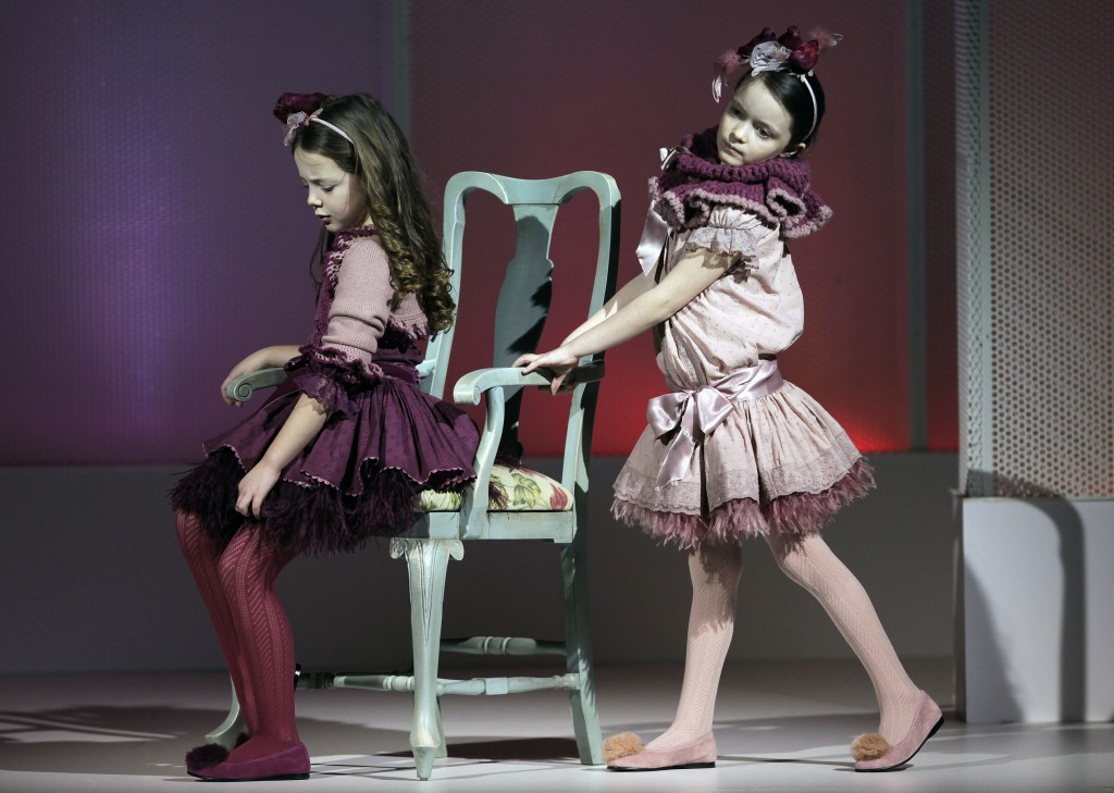 LARRANA - Tendencias moda infantil otoño_invierno 2011-2012 ♥ La casita de Martina ♥  Blog de moda infantil & premamá