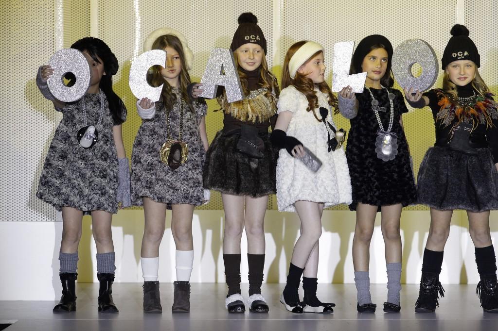 OCA LOCA  - Tendencias moda infantil oto o invierno 2011-2012 ♥ La casita de Martina ♥  Blog de moda infantil & premamá