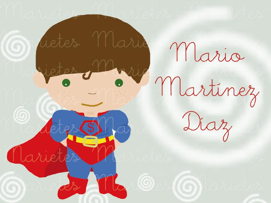 MARIETA Marietes -  invitaciones cumpleaños -La casita de Martina Blog moda infantil & premamá