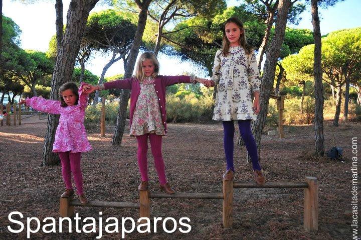 SPANTAJAPAROS    -    La casita de Martina Blog moda infantil