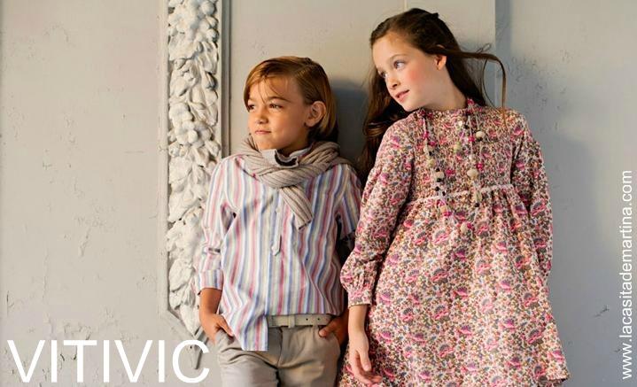 VITIVIC   -    La casita de Martina Blog moda infantil