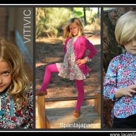 VITIVIC - SPANTAJAPAROS - EL LAGARTO ESTA LLORANDO - La casita de Martina Blog moda infantil