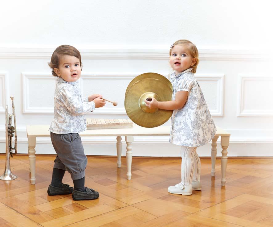 CONDOR Prendas atemporales moda infantil - La casita de Martina