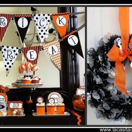 Halloween - La casita de Martina blog moda infantil. fiestas infantiles