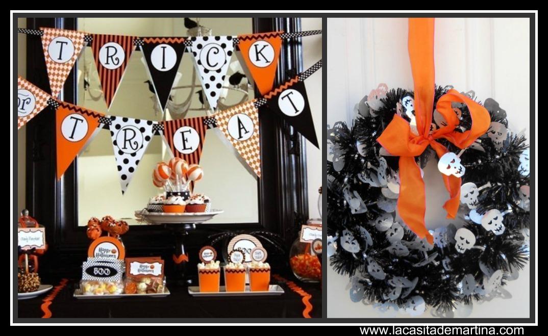 Halloween fiestas infantiles para pasarlo de miedo la casita de martina blog de moda - Decoracion halloween infantil ...