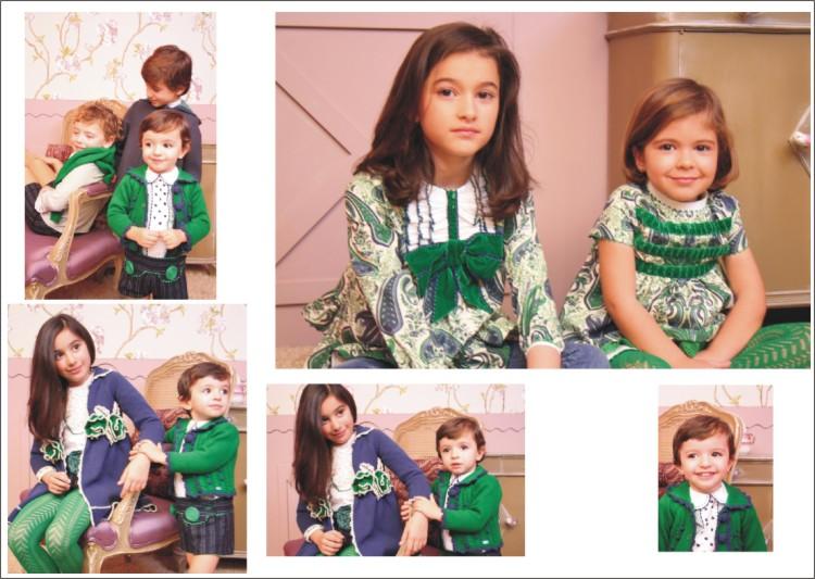 LARRANA  Prendas atemporales moda infantil - La casita de Martina