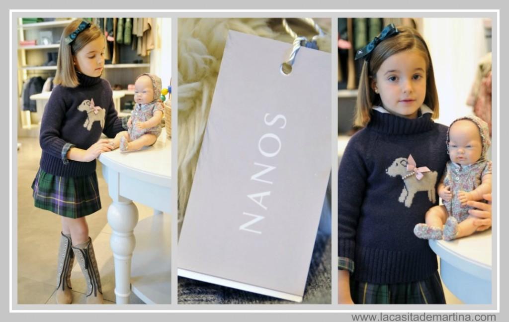 NANOS - La casita de Martina blog de moda infantil & premamá