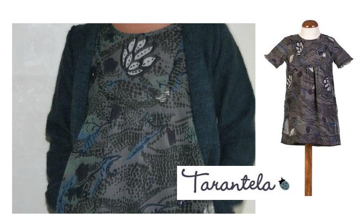 TARANTELA Prendas atemporales moda infantil - La casita de Martina