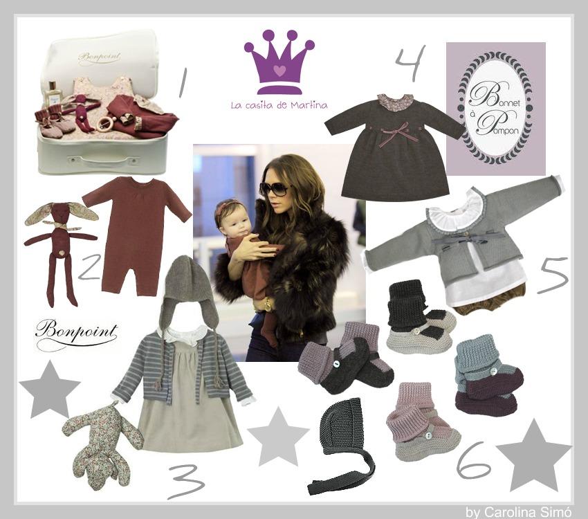 Victoria Beckham --- La casita de Martina Blog Moda Infantil Bonpoint