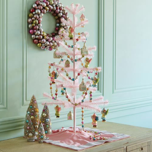 Árboles de navidad - La casita de Martina Blog Moda Infantil