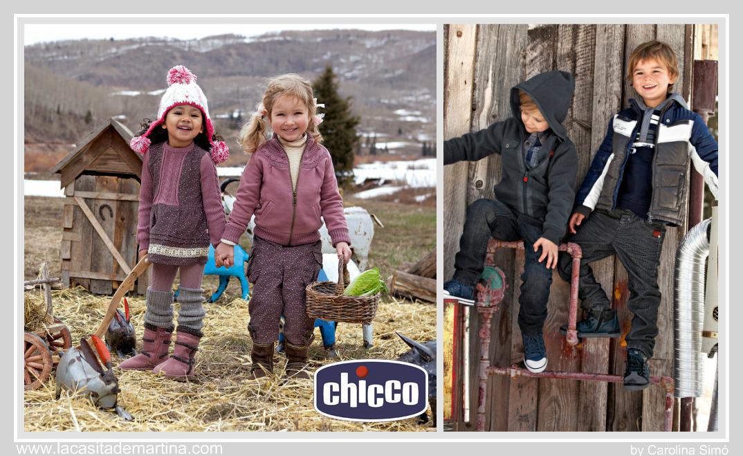 CHICCO - La casita de Martina Blog de Moda Infantil y Premamá
