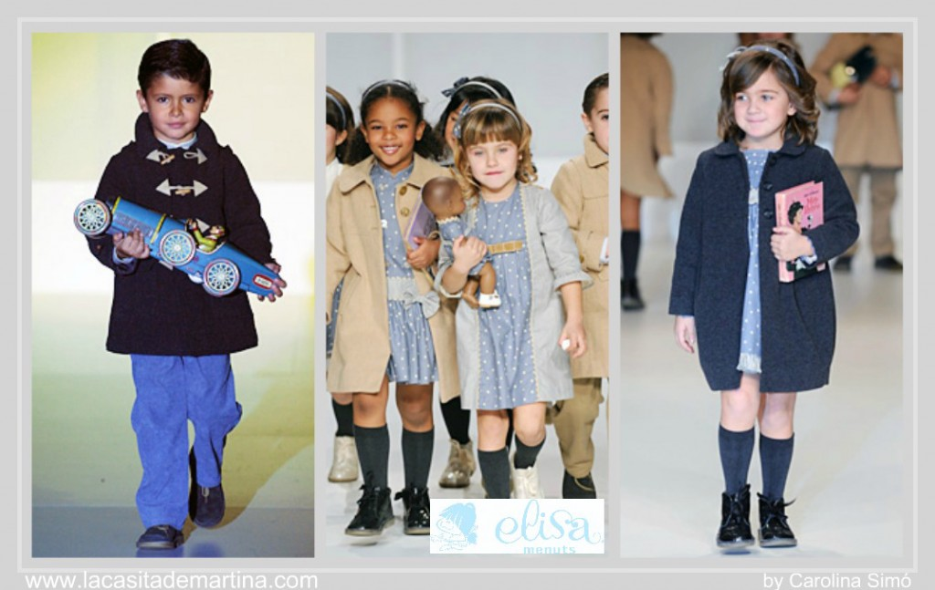 ELISA MENUTS - La casita de Martina Blog moda infantil y premamá