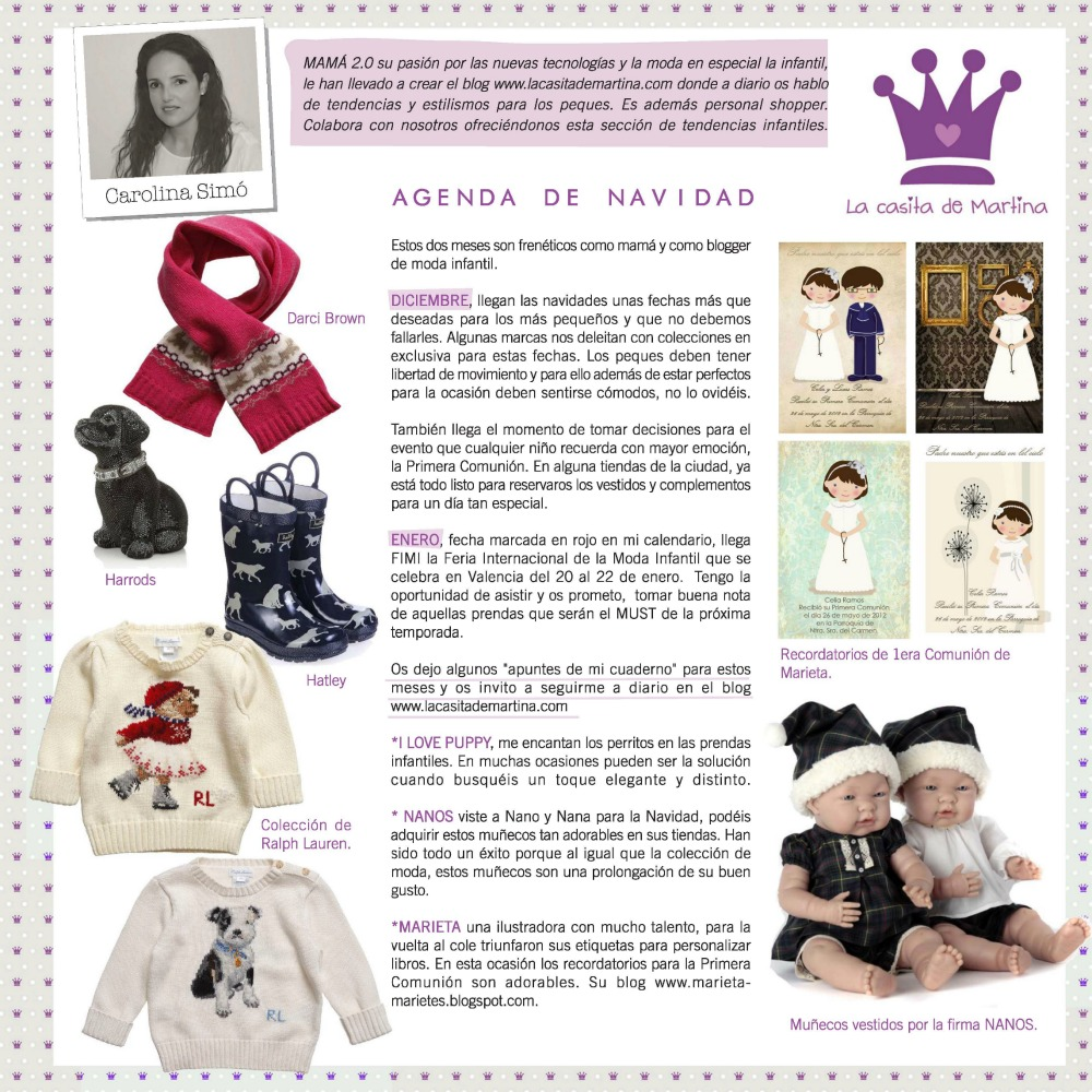 La casita de Martina Blog de Moda Infantil y Premamá - Pequeños Héroes