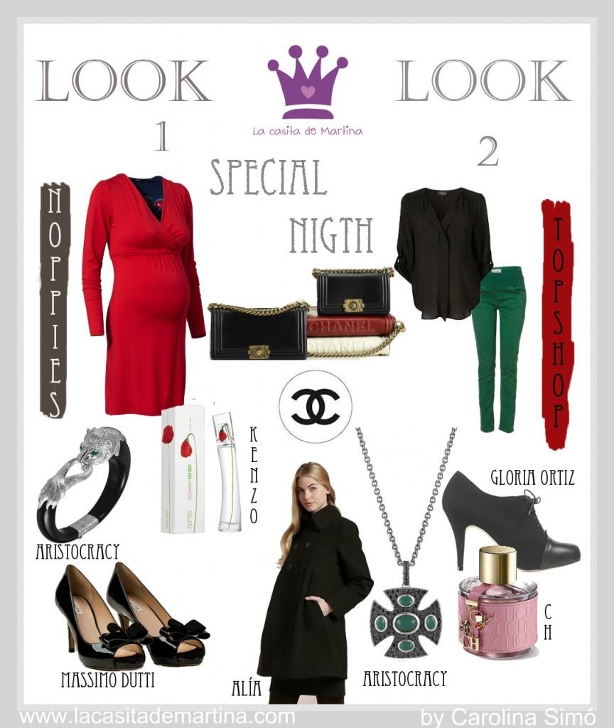 Look premamá ocasiones especiales - bolso Boy Chanel = La casita de Martina Blog Moda Infantil y premamá - Massimo Dutti - Topshop -