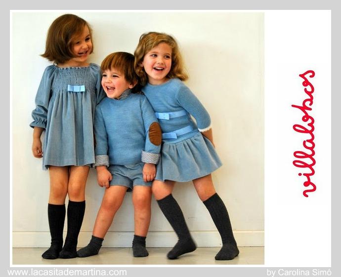 VILLALOBOS - La casita de Martina Blog moda infantil & premamá
