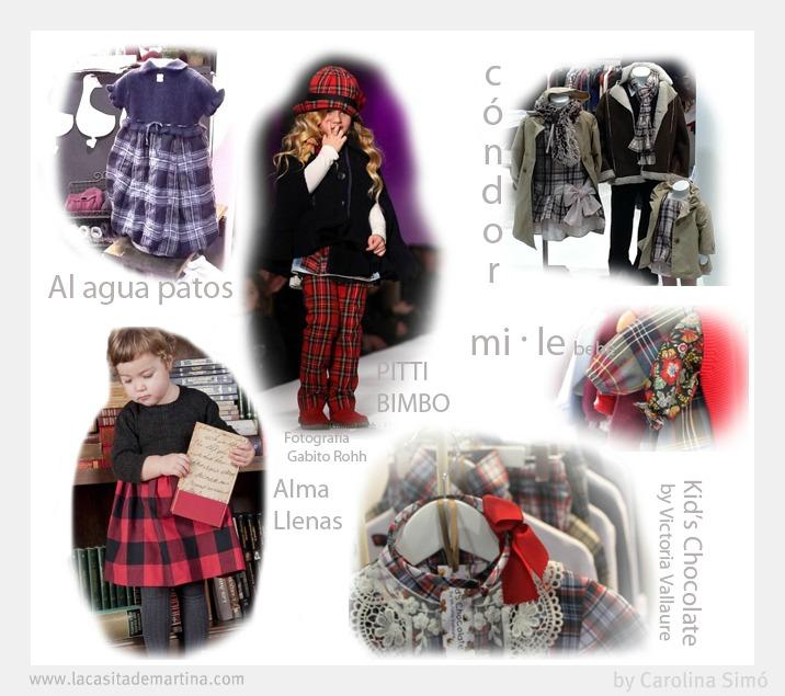 Tendencias Otoño Invierno 2013 - La casita de Martina Blog Moda infantil