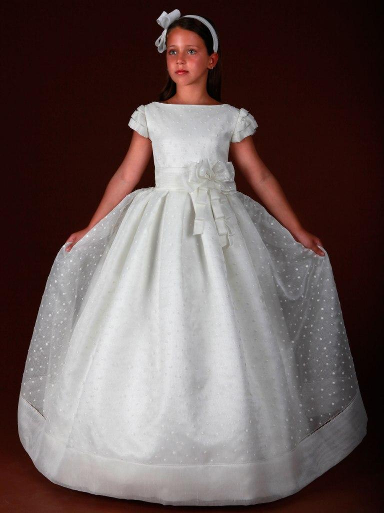 Vestidos de Comunión para niñas Francis Montesinos Hanibal Laguna Debota & Lomba - Blog Moda Infantil