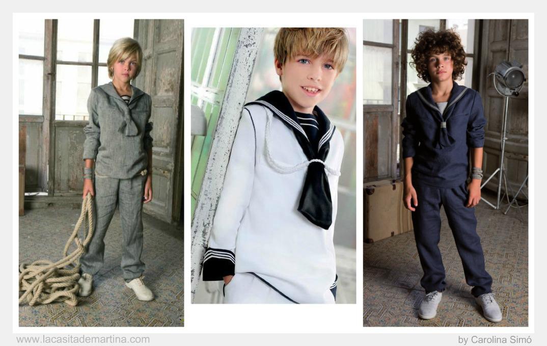 El Corte Inglés      vestidos de Comunión niños - La casita de Martina Blog Moda Infantil