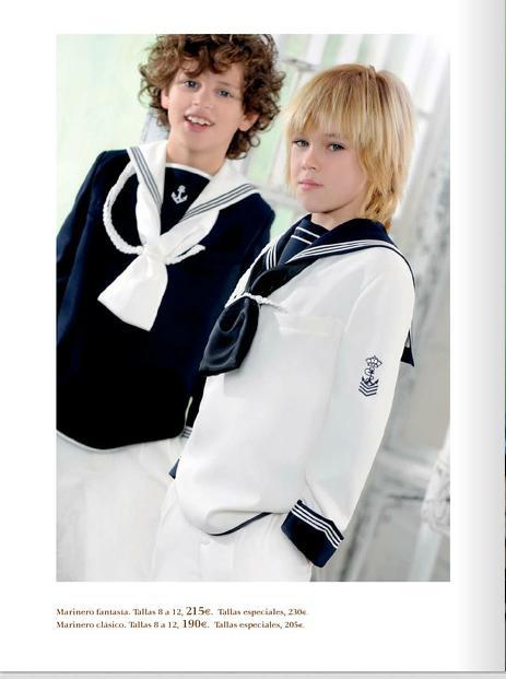El Corte Inglés      vestidos de Comunión niños - Blog Moda Infantil La casita de Martina