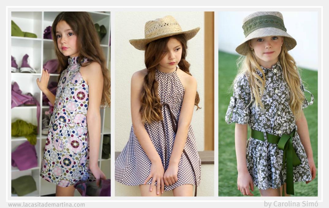 Teresa y Leticia - La casita de Martina   Blog Moda Infantil Vestidos Comunión