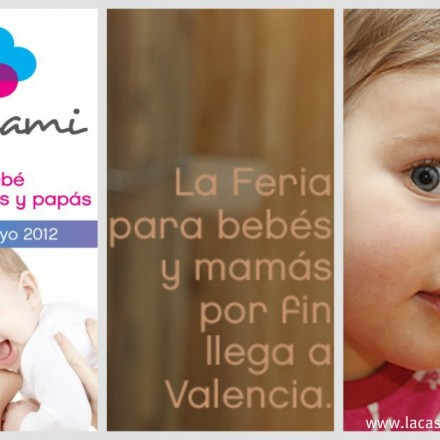 OK mami - Feria para bebs y mams - La casita de martina Blog de Moda Infantil y premam