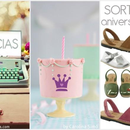 Menorquinas avarcas Ria - sorteo - La casita de Martina Blog Moda Infantil by Carolina Simó