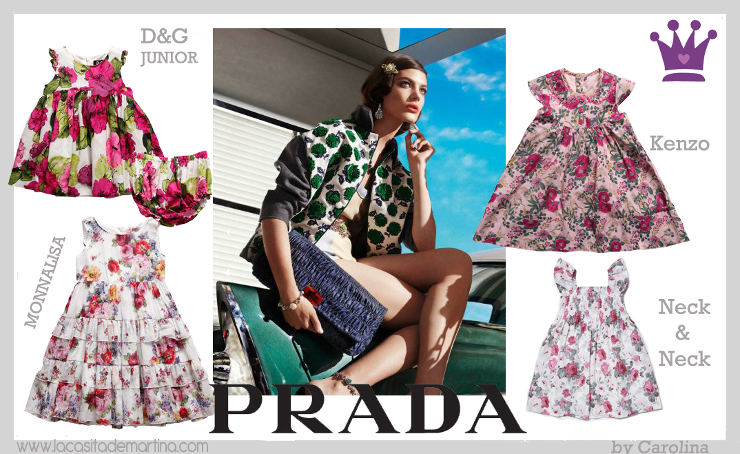 Prada - La casita de Martina Blog Moda Infantil by Carolina Simó
