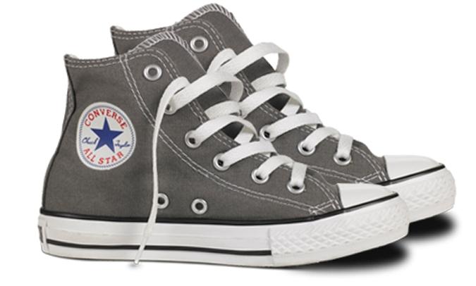 zapato niño converse