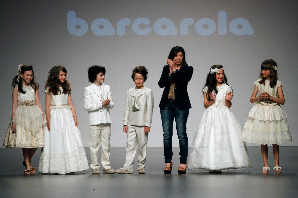 CIBELES MADRID NOVIAS desfiles comunión BARCAROLA - La casita de Martina Blog Moda Infantil