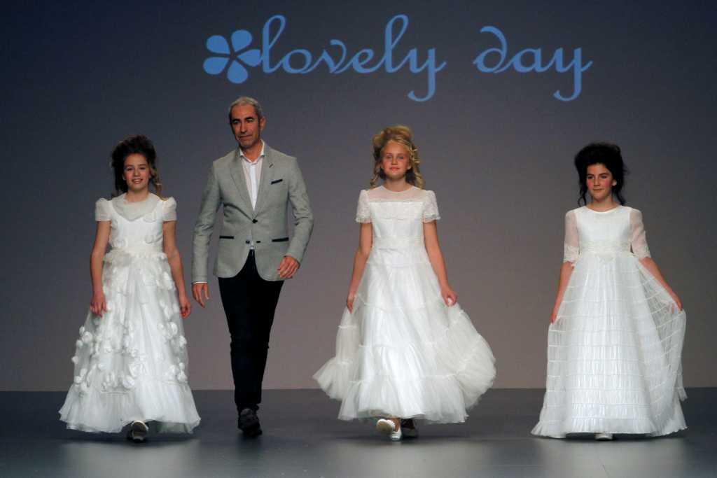 MADRID NOVIAS LOVELY DAY desfiles comunión - La casita de Martina Blog Moda Infantil