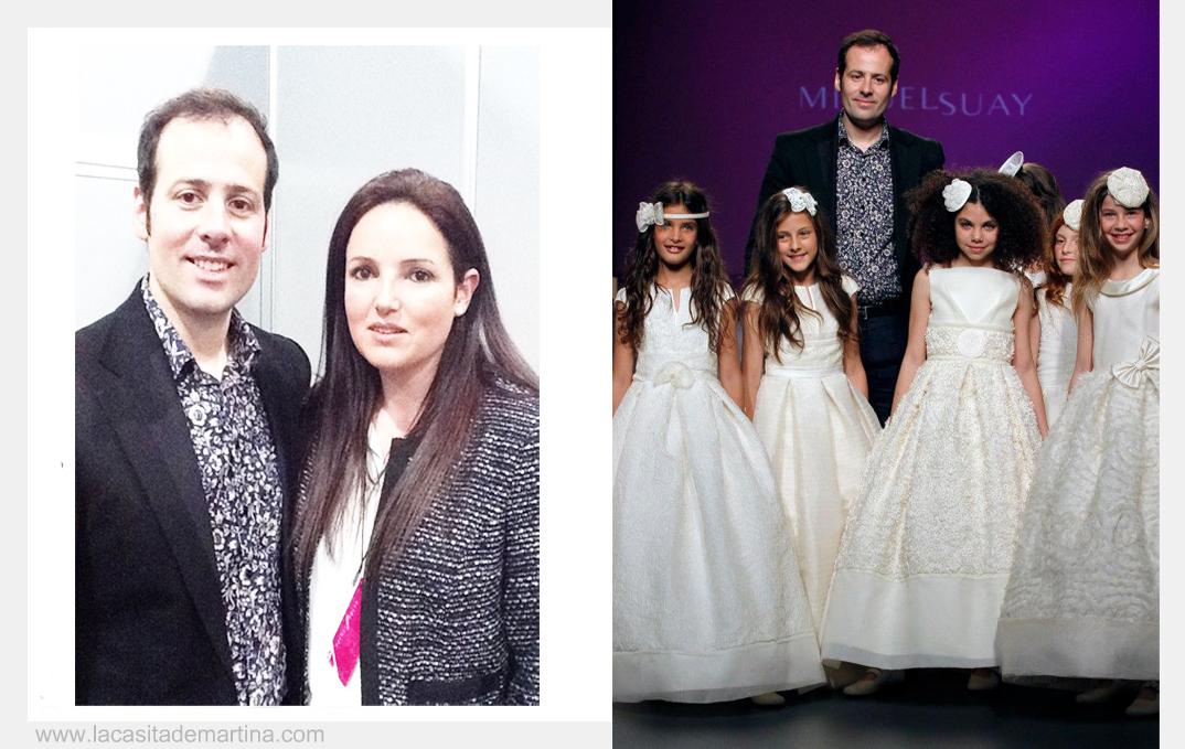 Miquel Suay      vestidos de Comunión  - La casita de Martina Blog Moda Infantil
