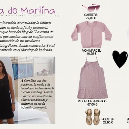 Verónica Blume Kids Me tienda online moda infantil - La casita de Martina Blog Moda Infantil - Carolina Simó