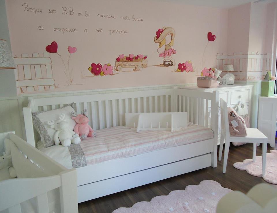 8 habitaciones infantiles para no dejar de so ar blog for Dormitorios para ninas quito