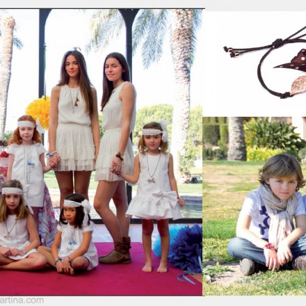 Mara Garca pulseras joyeria infantil - La casita de Martina Blog de Moda Infantil   y ropa Prepam