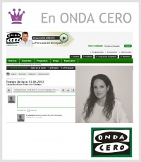 ONDA CERO - Entrevista a Carolina Sim La casita de Martina Blog de Moda Infantil