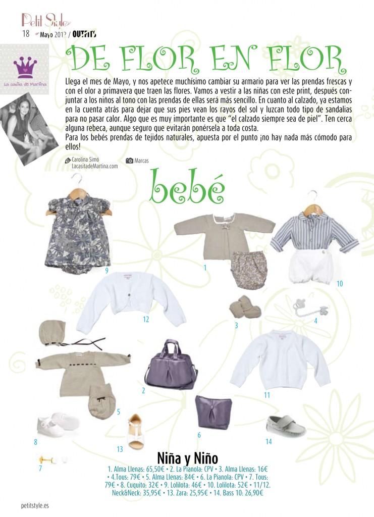 La casita de Martina Blog de moda infantil y moda premamá Carolina Simó blogger - Petit Style