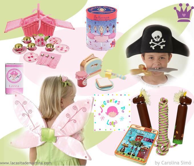 Tienda online de juguetes y decoracion infantil = La casita de Martina blog moda infantil y moda premama