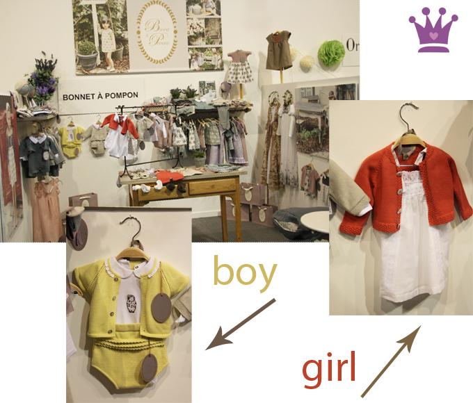 Bonnet a pompon La casita de Martina Blog de Moda Infantil y moda premama