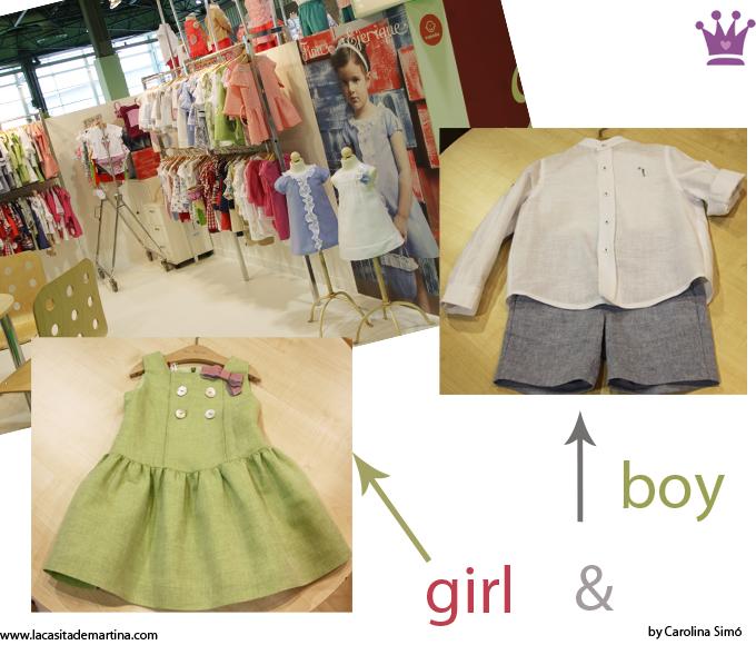 Fina Ejerique moda infantil coleccion verano = La casita de Martina Blog moda infantil
