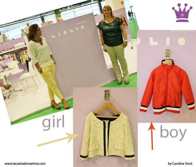 LioLio moda infantil coleccion verano = La casita de Martina Blog moda infantil