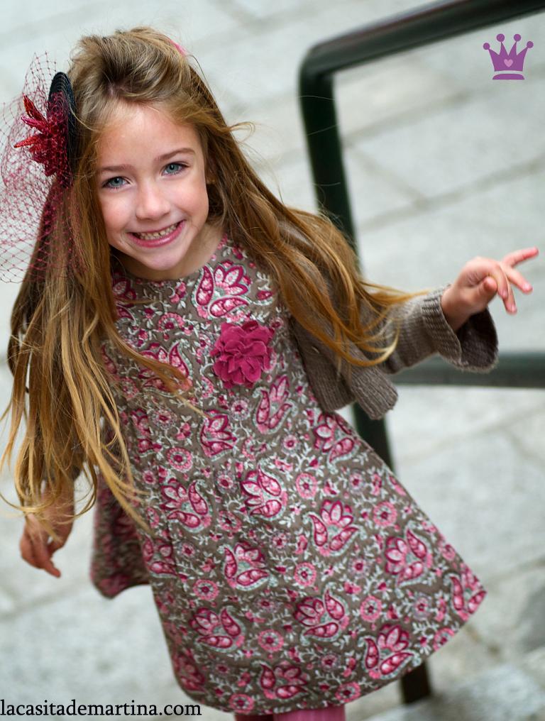 Tendencia moda infantil Otoño Invierno 2012 2013 Oh! Soleil -    La casita de Martina Blog de  Moda Infantil