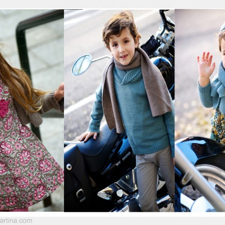 Tendencia moda infantil Otoo Invierno 2012 2013 Oh! Soleil - La casita de Martina Blog de Moda Infantil