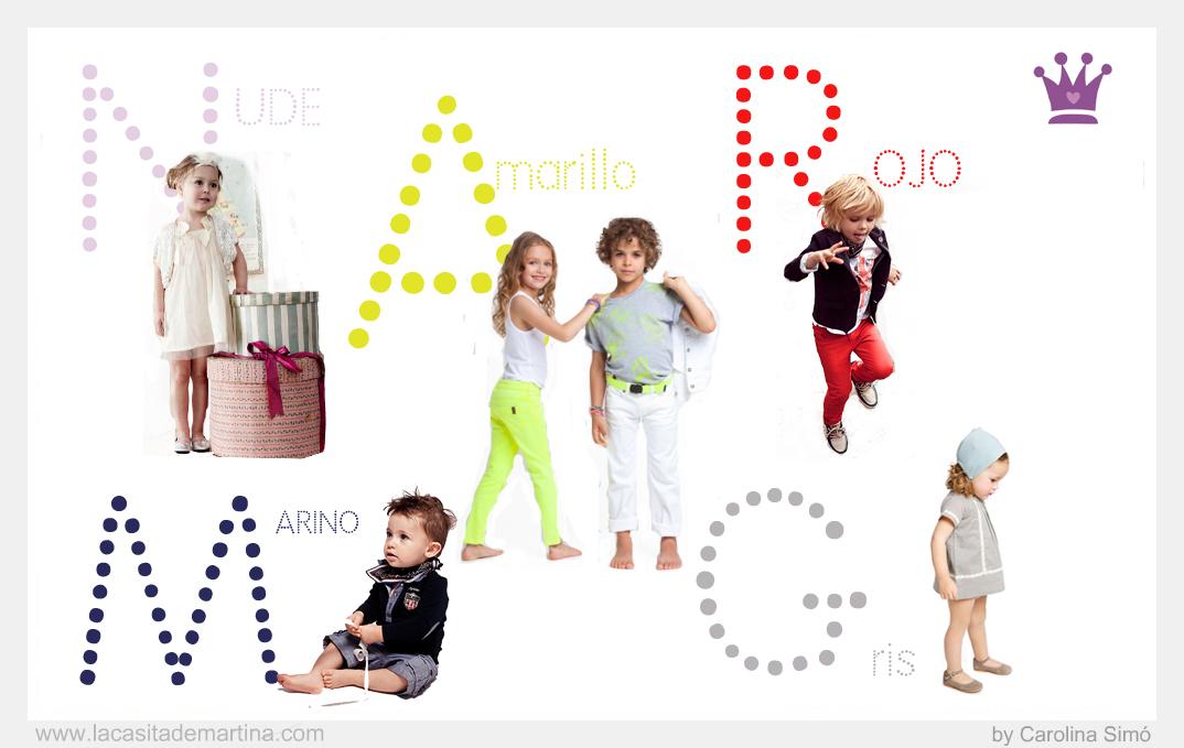 Sopa de letras a todo color personal shopper para ni os - Personal shopper blog ...